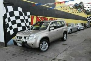 2013 Nissan X-Trail T31 ST Gold Wagon Dandenong Greater Dandenong Preview