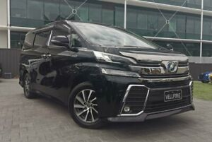 EXCELLENT CONDITION 2015 TOYOTA VELLFIRE! Applecross Melville Area Preview