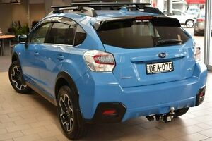 2016 Subaru XV MY17 2.0I-L Blue Continuous Variable Wagon Belconnen Belconnen Area Preview