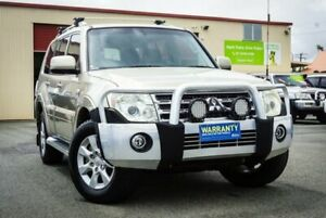 2009 Mitsubishi Pajero NT MY09 GLS Gold 5 Speed Sports Automatic Wagon Coopers Plains Brisbane South West Preview