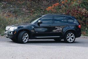 2008 BMW X5 X Dirve 4.8i AWD low km 163400  Navigation,