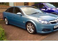Vauxhall Vectra SRI CDTI150. Re-mapped 222HP and lowered 35mm.
