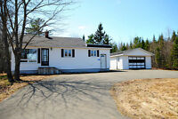 2254 Route 115 - SITTING ON ALMOST 10 ACRES!!!