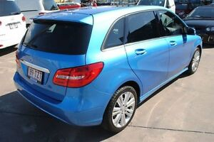 2013 Mercedes-Benz B180 W246 DCT Blue 7 Speed Sports Automatic Dual Clutch Hatchback Rosslea Townsville City Preview
