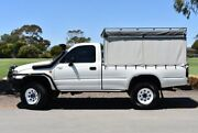 1998 Toyota Hilux LN167R White 5 Speed Manual Cab Chassis Brighton Holdfast Bay Preview