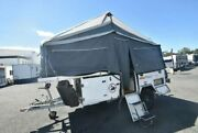 2016 SWAG CAMPER TRAILERS VOYAGER II DELUXE Forward Fold 1 Axle Forest Glen Maroochydore Area Preview