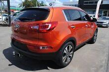 2013 Kia Sportage SL Series II MY13 Platinum Orange 6 Speed Sports Automatic Wagon Hyde Park Townsville City Preview