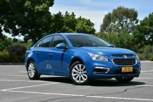2015 Holden Cruze JH Series II MY15 CDX Blue 6 Speed Sports Automatic Sedan Enfield Port Adelaide Area Preview