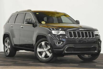 2013 Jeep Grand Cherokee WK MY2014 Limited Charcoal 8 Speed Sports Automatic Wagon