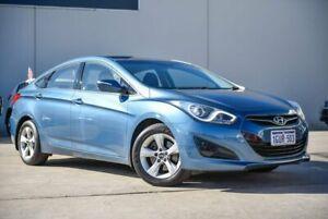 2014 Hyundai i40 VF2 Active Blue 6 Speed Sports Automatic Sedan Midvale Mundaring Area Preview