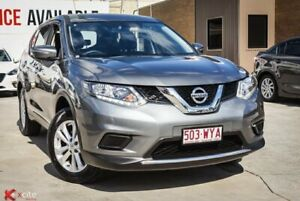 2016 Nissan X-Trail T32 ST (FWD) Dark Grey Continuous Variable Wagon Ipswich Ipswich City Preview