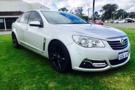 2013 Holden Calais VF Nitrate 6 Speed Automatic Sedan
