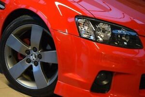 2012 Holden Commodore VE II MY12 SV6 Thunder Red Hot 6 Speed Manual Utility Belconnen Belconnen Area Preview