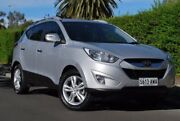 2013 Hyundai ix35 LM2 Elite AWD Silver 6 Speed Sports Automatic Wagon Thorngate Prospect Area Preview