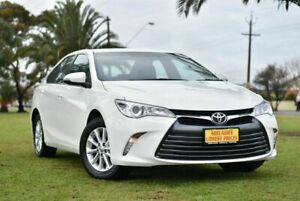 2016 Toyota Camry ASV50R Altise White 6 Speed Sports Automatic Sedan Cheltenham Charles Sturt Area Preview
