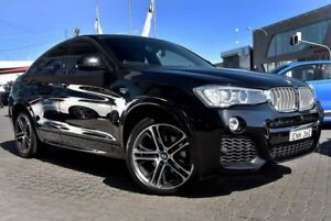 2015 BMW X4 F26 xDrive35d Coupe Steptronic Black 8 Speed Automatic Wagon Parramatta Parramatta Area Preview