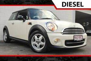 2011 Mini Hatch R56 LCI Cooper D Steptronic 6 Speed Sports Automatic Hatchback Ashmore Gold Coast City Preview