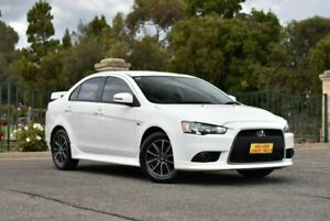 2015 Mitsubishi Lancer CJ MY15 ES Sport White 6 Speed Constant Variable Sedan Enfield Port Adelaide Area Preview