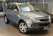 2014 Holden Captiva CG MY13 5 LTZ (FWD) Ironite 6 Speed Automatic Wagon Belconnen Belconnen Area Preview