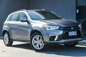 2019 Mitsubishi ASX XC MY19 ES 2WD Titanium 6 Speed Constant Variable Wagon Osborne Park Stirling Area Preview
