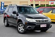 2008 Subaru Forester S3 MY09 X AWD Black 4 Speed Sports Automatic Wagon Chinderah Tweed Heads Area Preview