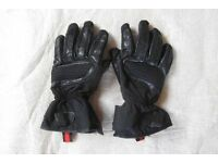 Hein Gericke M/cycle gloves - size XS