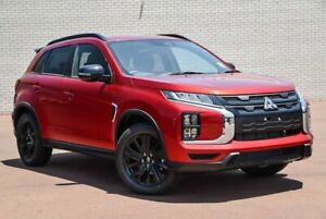 2019 Mitsubishi ASX XD MY20 GSR 2WD Red 6 Speed Constant Variable Wagon Morley Bayswater Area Preview