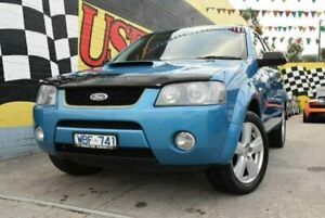 2006 Ford Territory SY TX Blue Wagon Dandenong Greater Dandenong Preview