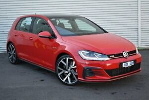 2019 Volkswagen Golf 7.5 MY19.5 GTI DSG Red 7 Speed Sports Automatic Dual Clutch Hatchback Epping Whittlesea Area Preview