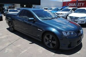 2012 Holden Ute VE II SV6 Thunder Blue 6 Speed Manual Utility Townsville Townsville City Preview