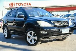 2006 Lexus RX350 GSU35R Sports Luxury Black 5 Speed Sequential Auto Wagon Osborne Park Stirling Area Preview