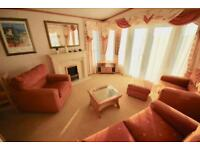 Pemberton Mystique Static caravan lodge for sale with River View