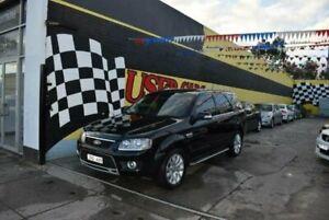 2010 Ford Territory SY MKII GHIA Black Wagon Dandenong Greater Dandenong Preview