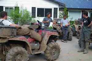 ATVing COTTAGE BOOKING for FALL 2017