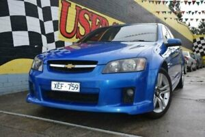 2009 Holden Commodore VE MY09.5 VE Blue 5 Speed Sports Automatic Sedan Dandenong Greater Dandenong Preview