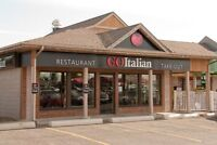 GO ITALIAN is looking for a Kitchen Manager