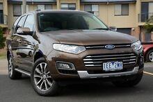 2015 Ford Territory SZ MkII Titanium Seq Sport Shift Archon Bronze 6 Speed Sports Automatic Wagon Mornington Mornington Peninsula Preview