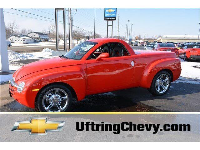 Image 1 of Chevrolet: SSR Reg Cab…