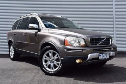 2009 Volvo XC90 P28 MY10 Executive Geartronic Bronze 6 Speed Sports Automatic Wagon