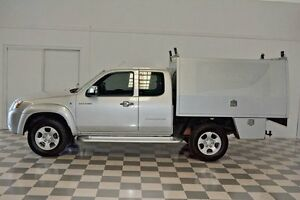 2009 Mazda BT-50 B3000 SDX Silver 4 Speed Automatic Extracab Burleigh Heads Gold Coast South Preview