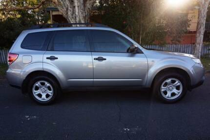 Subaru Forester 2011 X S3 Automatic AWD MY11