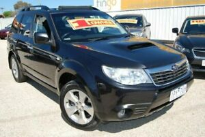 Subaru Forester S3 MY09 XT Premium Wagon 4dr Man 5sp 4WD 2.5T