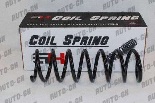2 REAR COIL SPRINGS FOR VOLVO V50 S40 II C30