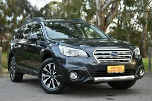 2014 Subaru Outback B5A MY14 2.5i Lineartronic AWD Grey 6 Speed Constant Variable Wagon Melrose Park Mitcham Area Preview