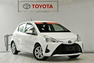 2018 Toyota Yaris NCP130R Ascent White 4 Speed Automatic Hatchback Waterloo Inner Sydney Preview