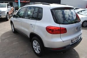 2011 Volkswagen Tiguan 5N MY12 118TSI 2WD Reflex Silver 6 Speed Manual Wagon Hyde Park Townsville City Preview