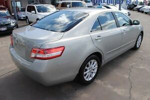 2010 Toyota Camry ACV40R MY10 Altise Sakana Silver 5 Speed Automatic Sedan Hyde Park Townsville City Preview