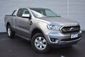 2018 Ford Ranger PX MkIII 2019.00MY XLT Pick-up Super Cab Silver 6 Speed Sports Automatic Utility Epping Whittlesea Area Preview