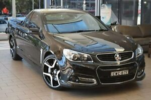 2014 Holden Ute VF SS-V Redline Phantom Black 6 Speed Automatic Utility Belconnen Belconnen Area Preview