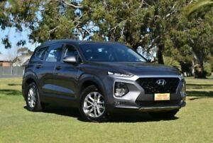 2018 Hyundai Santa Fe DM5 MY18 Active Grey 6 Speed Sports Automatic Wagon Cheltenham Charles Sturt Area Preview
